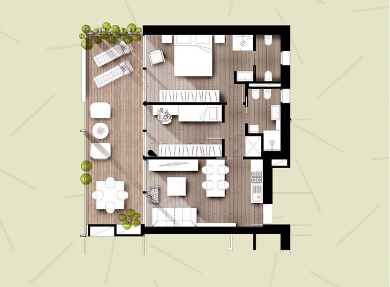 Appartamento tipo A